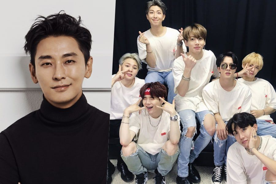 Joo Ji Hoon Talks About Feeling Proud Of BTS