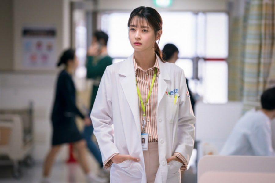 Hello Venus's Nara Is A Sharp Psychiatrist In Upcoming Medical Drama