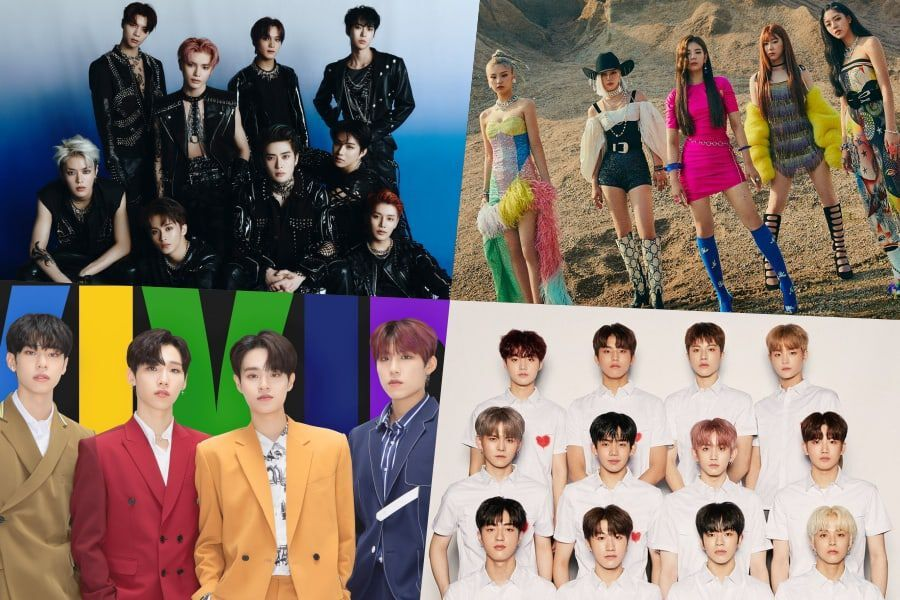"NCT 127, ITZY, AB6IX, TREASURE, And More To Perform At Naver NOW's Live Music Show ""Party B"""