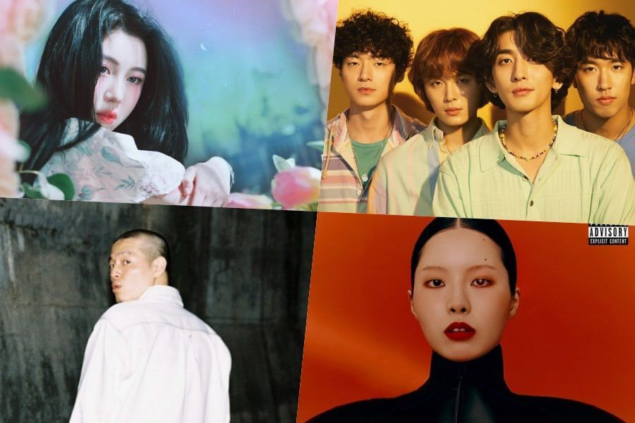 17th Korean Music Awards Announces Winners; Baek Yerin Snags 3 Awards