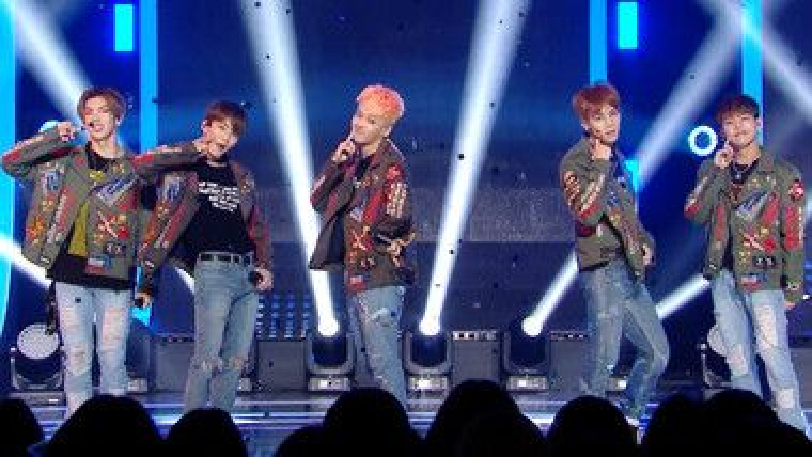 Show! Music Core Episode 587