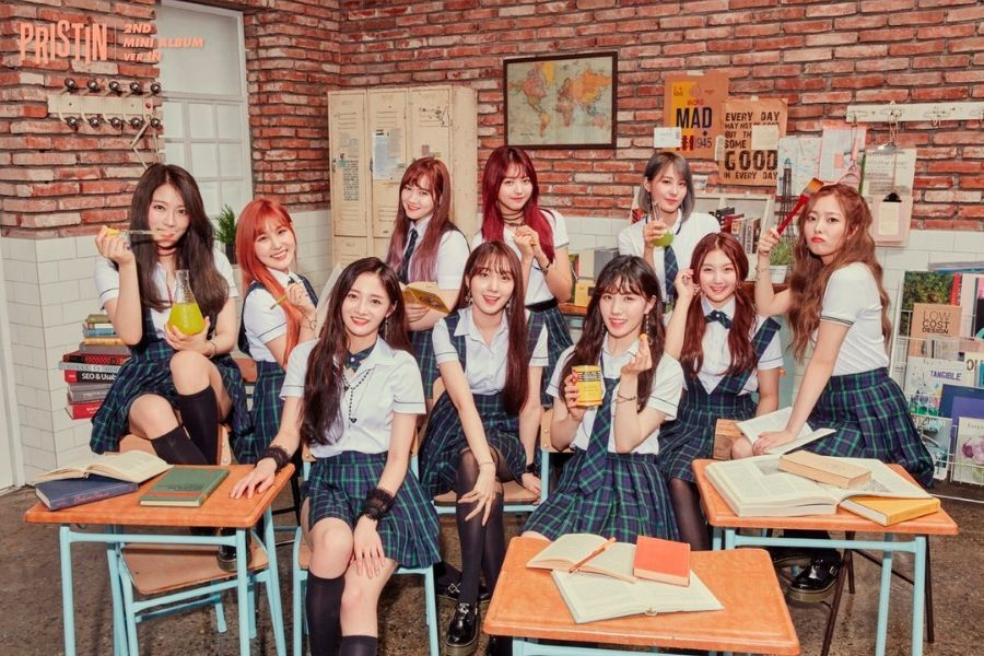 Breaking: PRISTIN Officially Disbands + Pledis Releases Statement