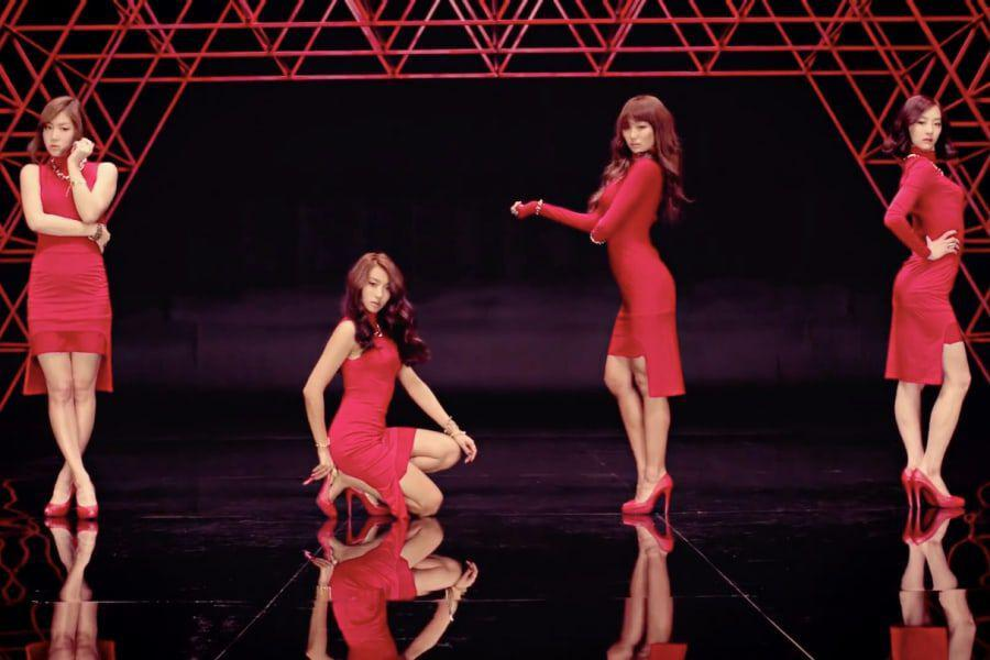 """SISTAR Hits 100 Million Views For 1st Time With """"Alone"""" MV"""