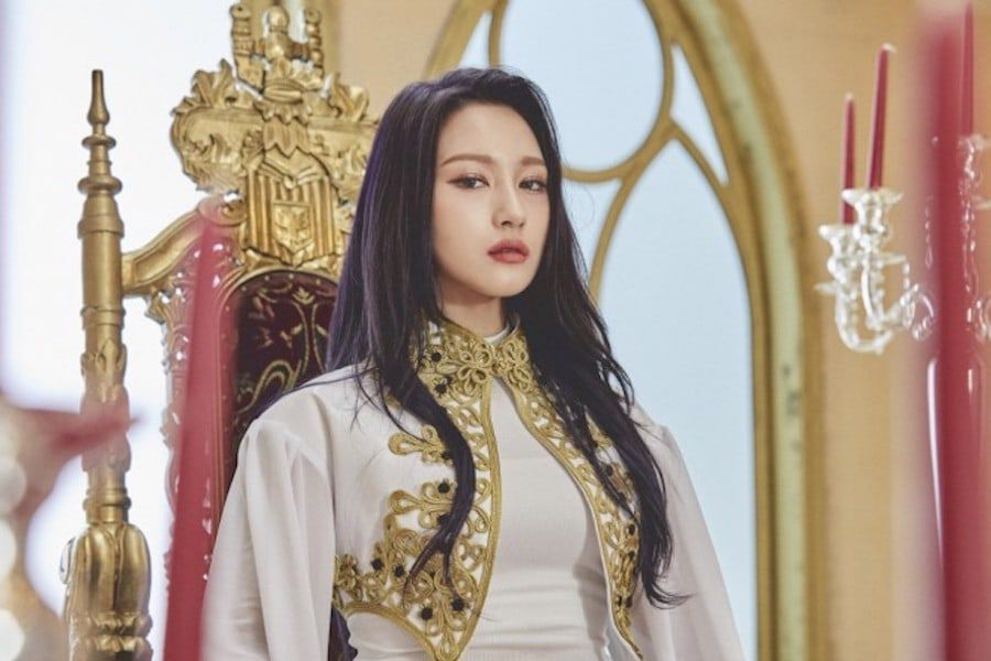 DreamCatcher's Siyeon To Release Solo Single Ahead Of Group Comeback