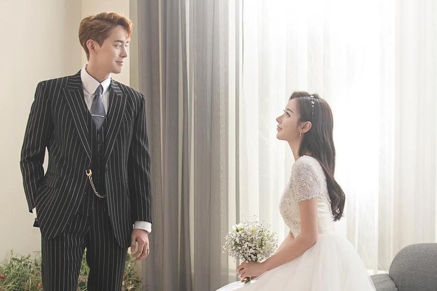 Kim Sang Hyuk de Click-B y Song Da Ye anuncian divorcio después de un año de matrimonio