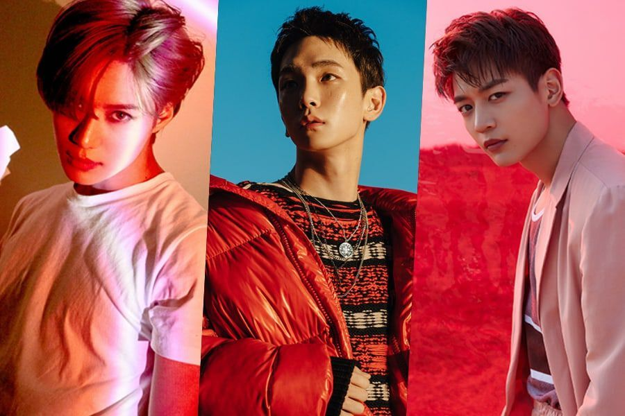 SHINee's Taemin And Minho Send Witty Messages Of Encouragement To Key For His Solo Concert