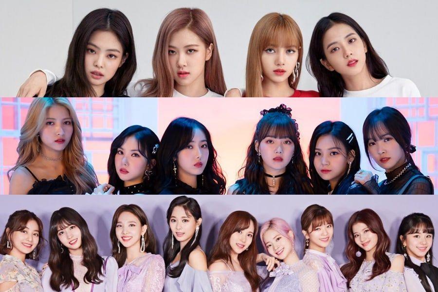 February Girl Group Brand Reputation Rankings Announced