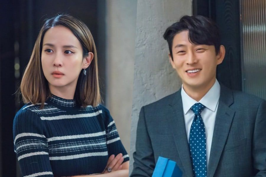 "Jo Yeo Jeong Interrogates Go Joon As He Desperately Guards His Secret In ""Cheat On Me If You Can"""