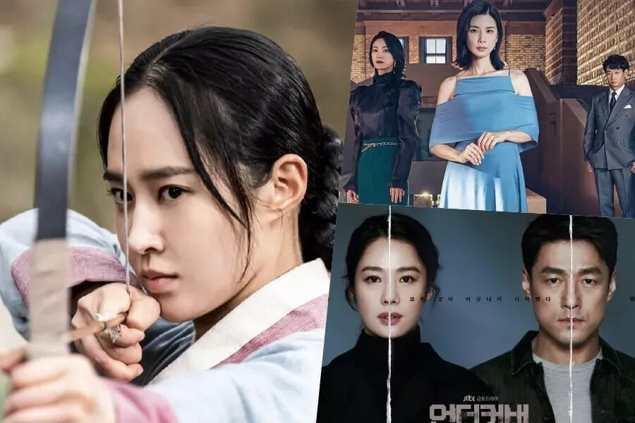 """""""Bossam: Steal The Fate"""" y """"Undercover"""" alcanzan nuevos niveles de audiencia históricos + """"Mine"""" logra el sexto estreno más alto de cualquier drama de fin de semana en la historia de tvN"""