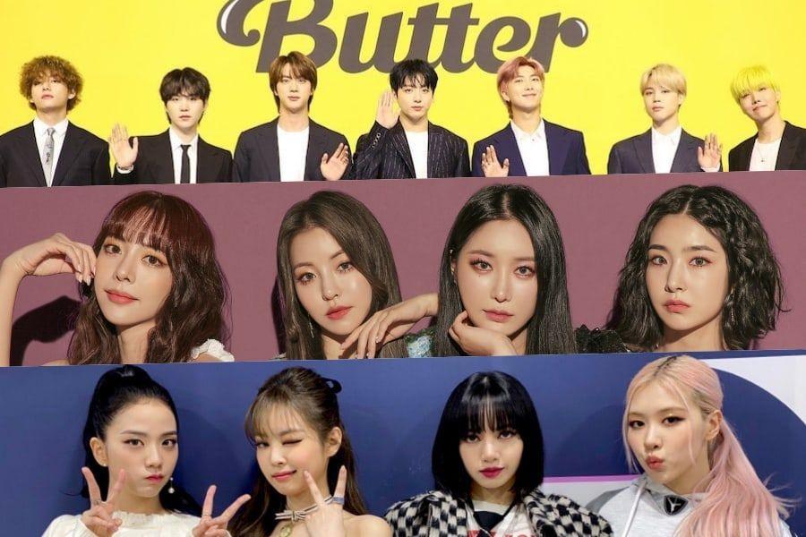 May Idol Group Brand Reputation Rankings Announced