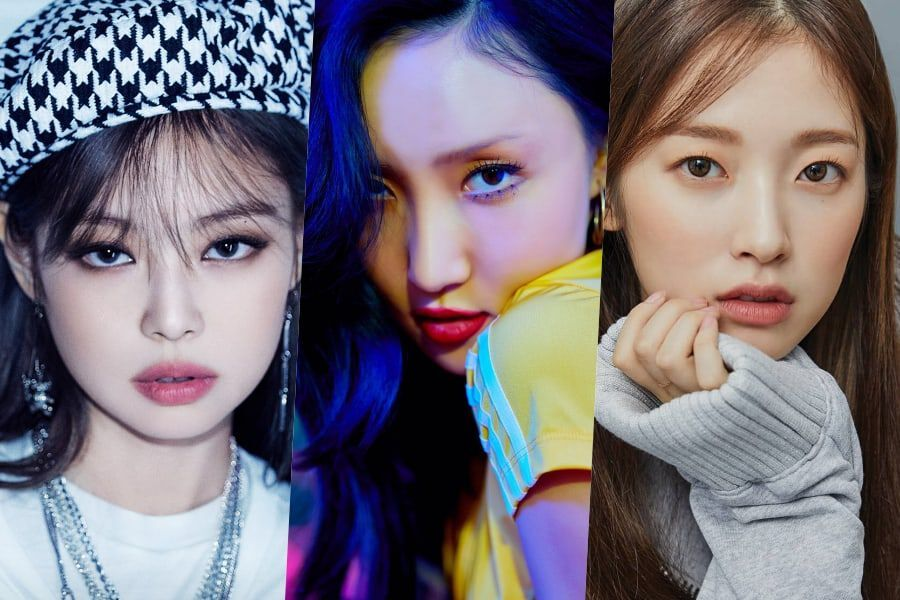 December Girl Group Member Brand Reputation Rankings Announced