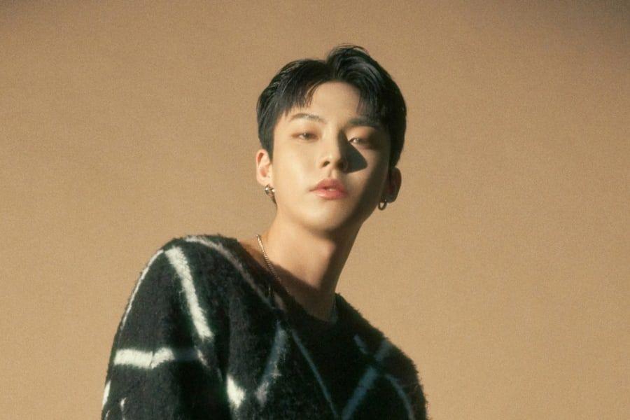 D1CE's Woo Jin Young Announces Solo Debut