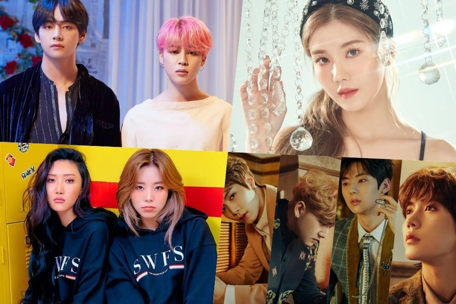 "Idols Who Reached The ""Pretty Age"" Of 25 (Korean Age) This Year"