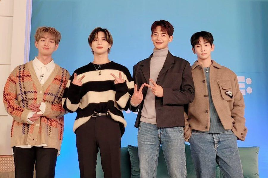 """Watch: SHINee Announces Comeback Date + Performs Upcoming B-Side Track """"Marry You"""""""