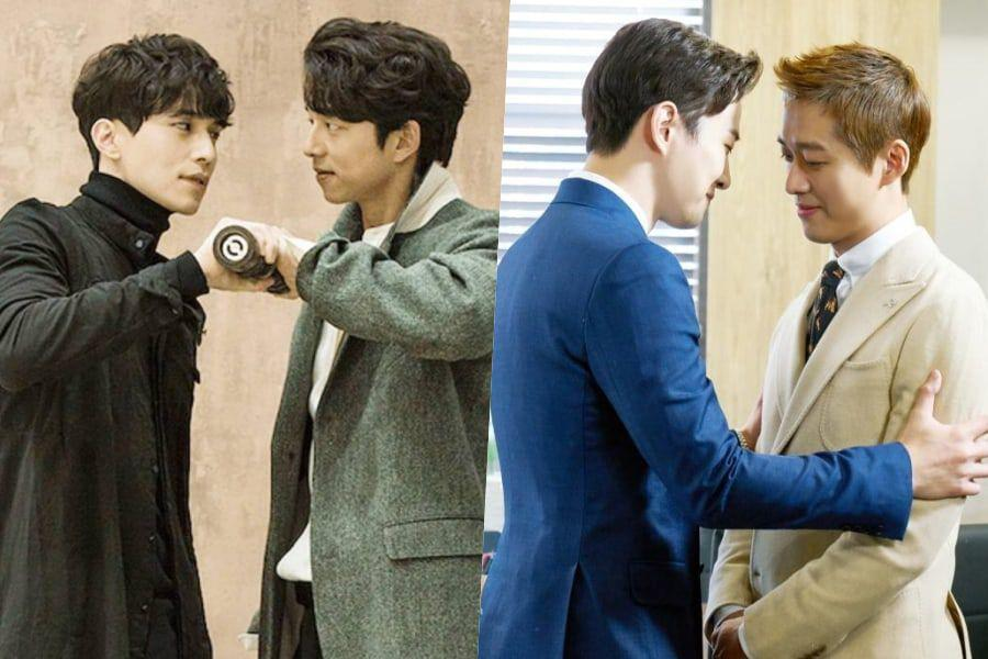 9 K-Drama BFFs Who Both Love And Hate Each Other   Soompi