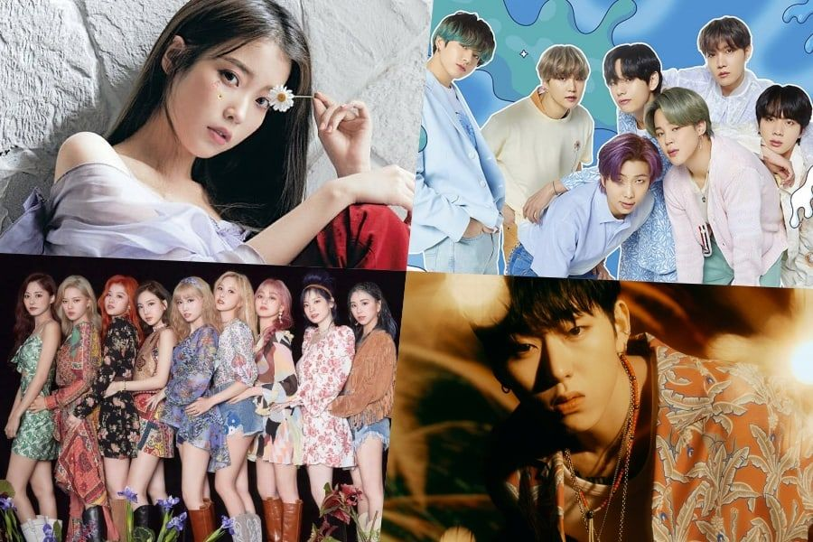 Industry Representatives Vote On Best Groups, Solo Artists, Rising Stars, And More