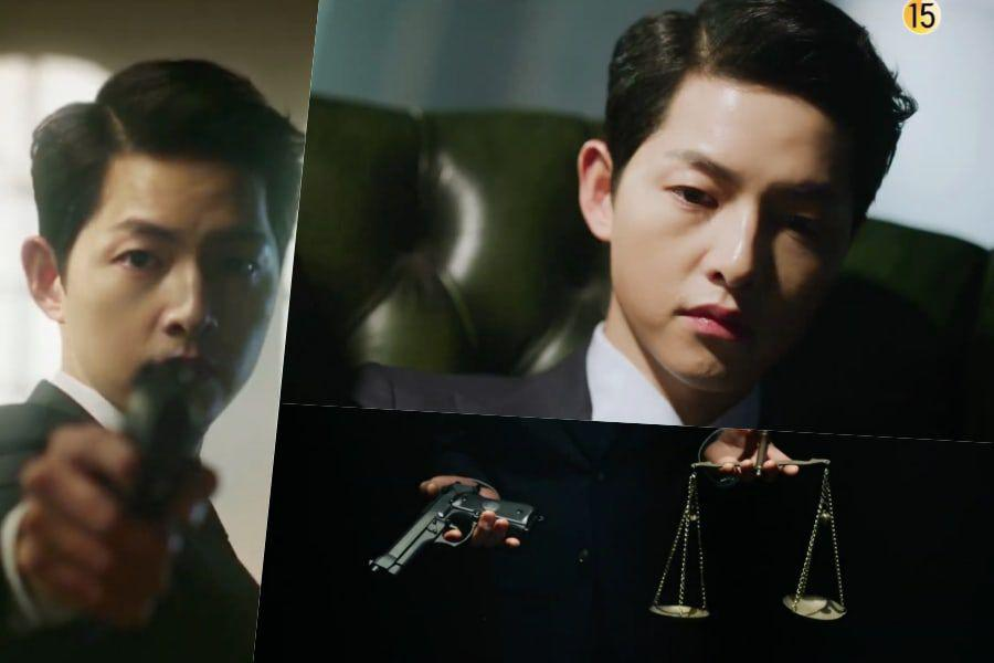 Watch: Song Joong Ki Sends An Ominous Warning In Exciting 1st Teaser For New tvN Drama