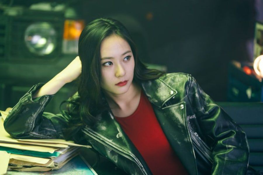 "f(x)'s Krystal Talks About Her Favorite Parts Of Filming ""Player� And More"