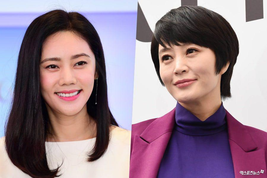 Chu Ja Hyun Thanks Kim Hye Soo For Showing Support For Her Upcoming Drama