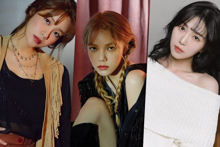 AOA's Yuna And Jimin, And Former Member Mina Speak Out Against Scammers