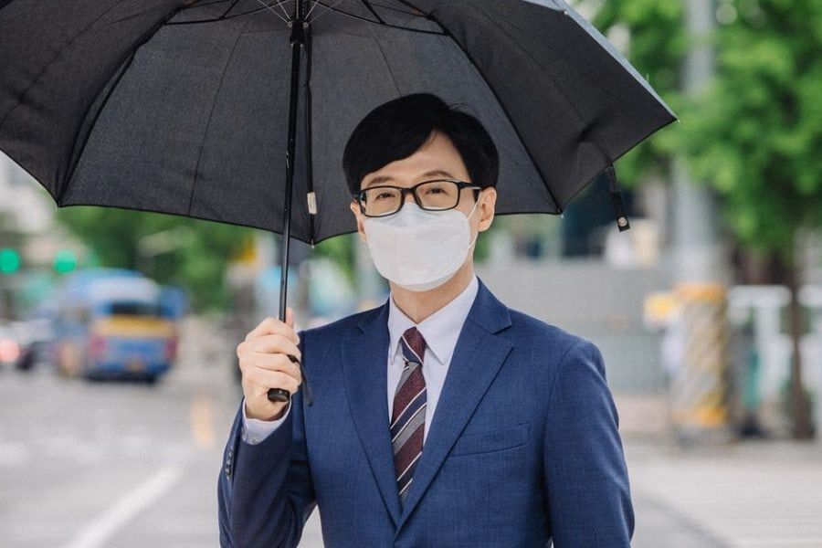 Yoo Jae Suk Announces Return To Activities After Testing Negative For COVID-19