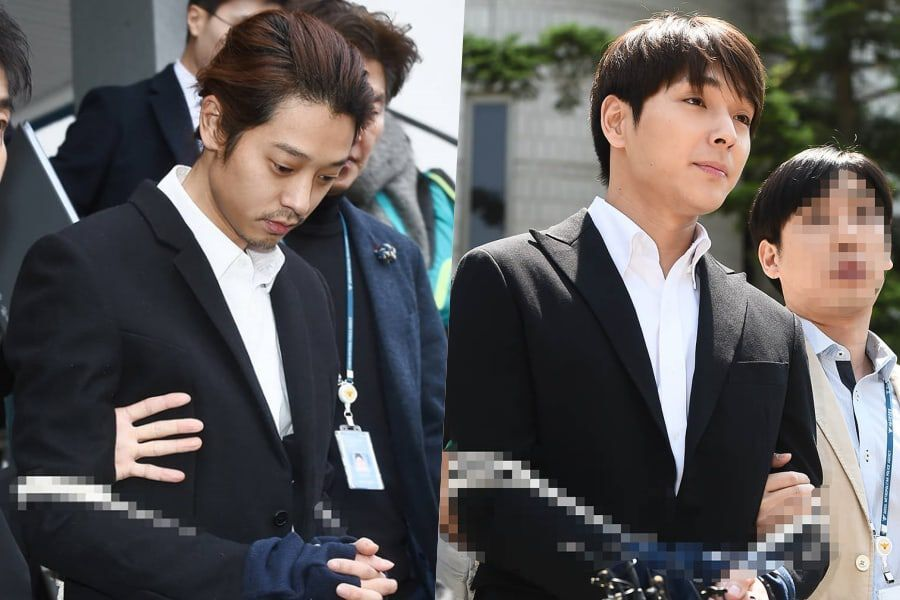 Jung Joon Young And Choi Jong Hoon Sentenced To Prison For Sexual Assault