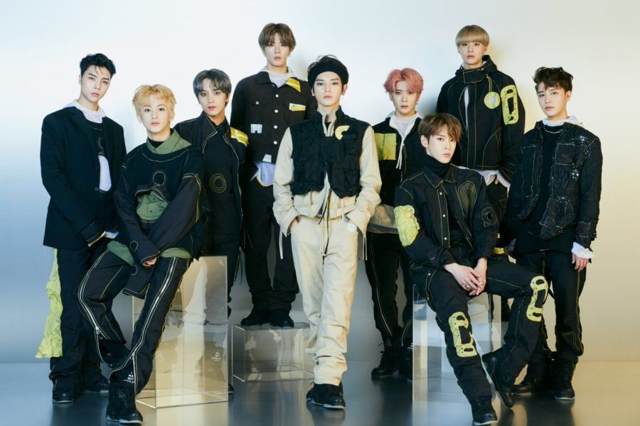 "NCT 127 Makes Impressive Debut On Billboard Charts With ""We Are Superhuman"""