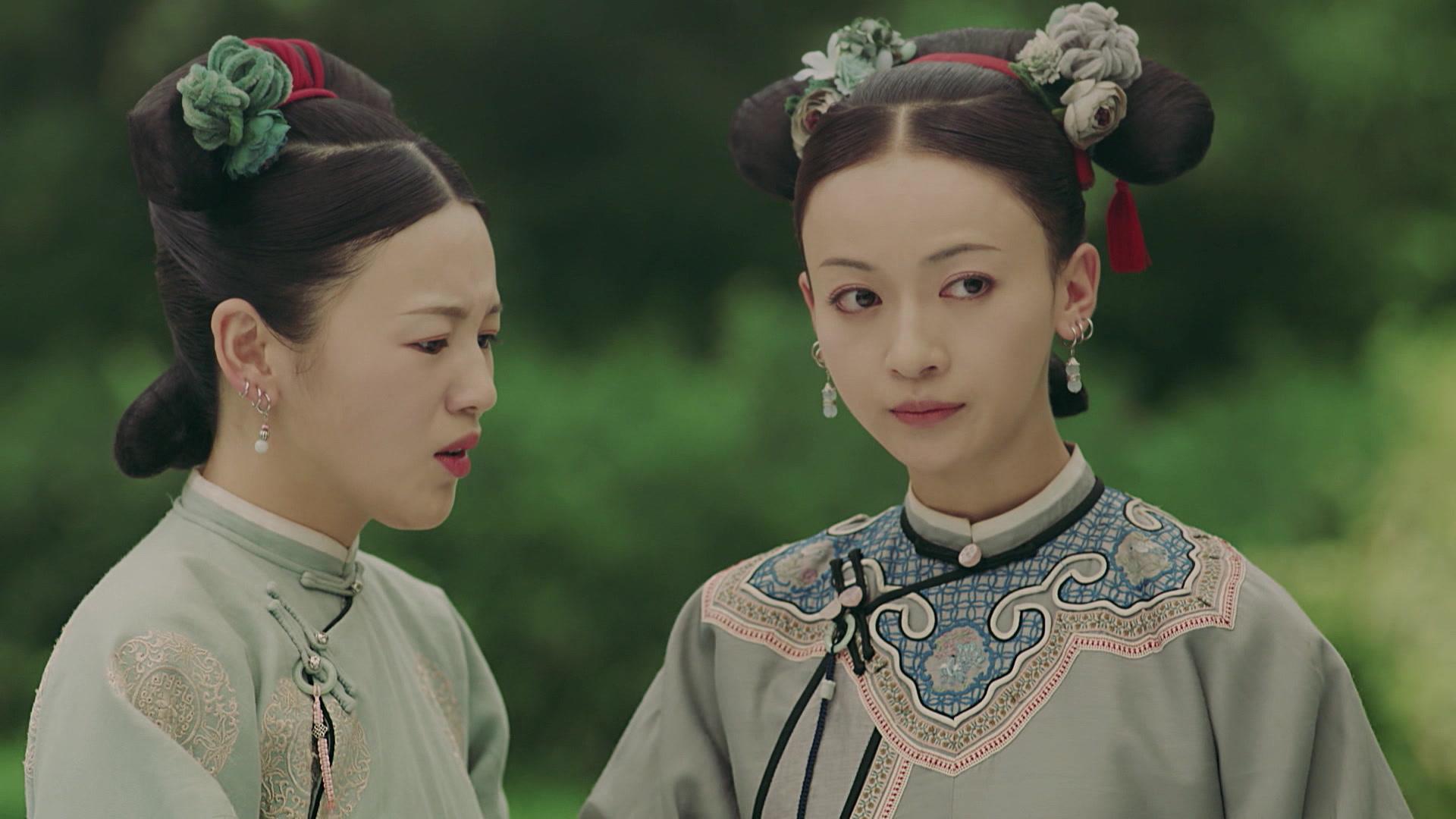 Story of Yanxi Palace Episode 12