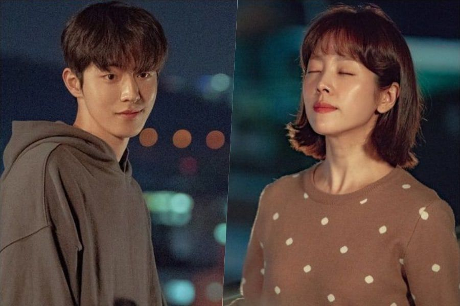 """Radiant"" Co-Stars Nam Joo Hyuk And Han Ji Min Rave About Their Experience Working Together"