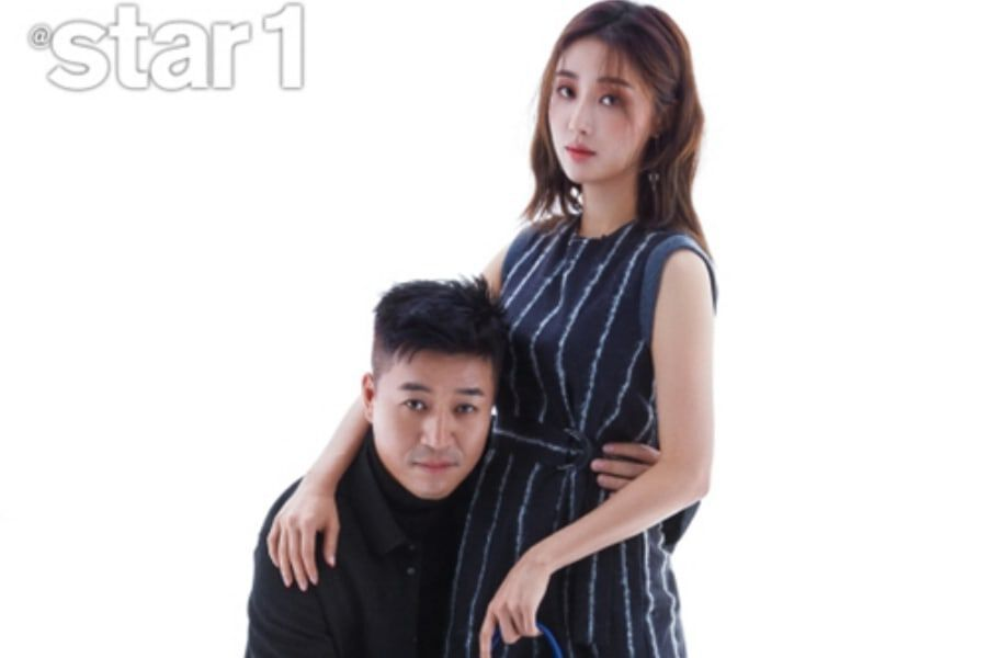 Kim Jong Min And Hwang Mi Na Talk About Publicly Dating In Real Life