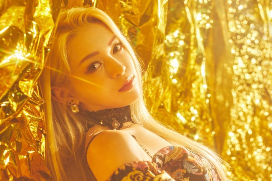 """Update: AleXa Wows In Glamorous New Teaser For """"ReviveR"""" Comeback"""