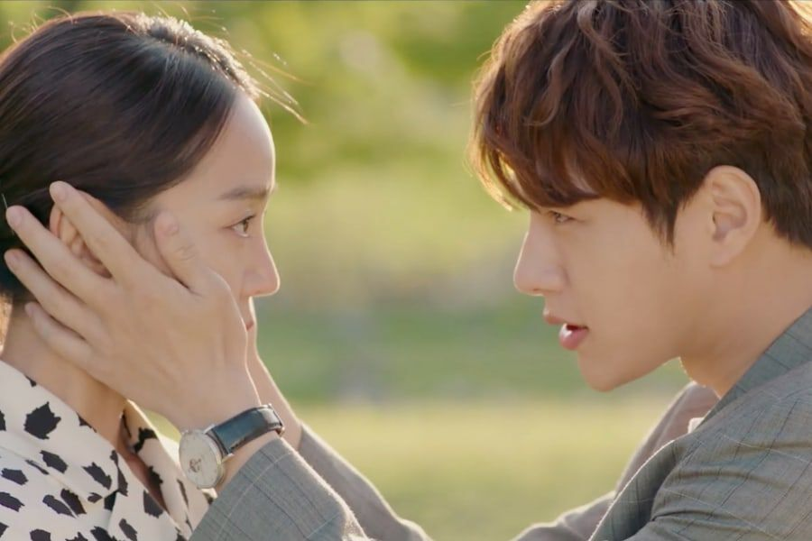 """Watch: INFINITE's L Has A Rough Time As Shin Hye Sun's Guardian Angel In New Preview For """"Angel's Last Mission: Love"""""""