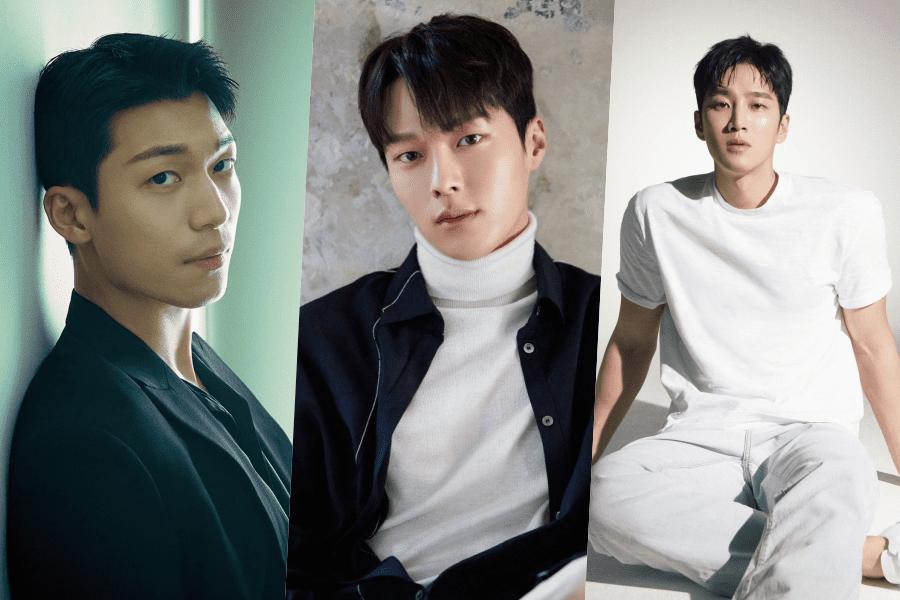 8 Aktor Korea Menawan yang Memulai Sebagai Model