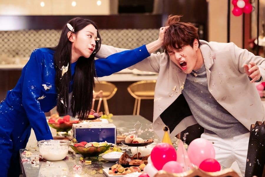 """Shin Hye Sun And INFINITE's L Battle It Out In """"Angel's Last Mission: Love"""""""