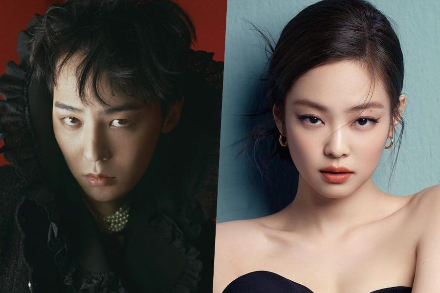 BIGBANG's G-Dragon And BLACKPINK's Jennie Reportedly Dating + YG Comments In Response - soompi