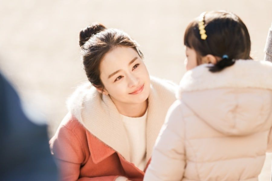 Kim Tae Hee Talks About Playing A Ghost Mom In Upcoming Drama