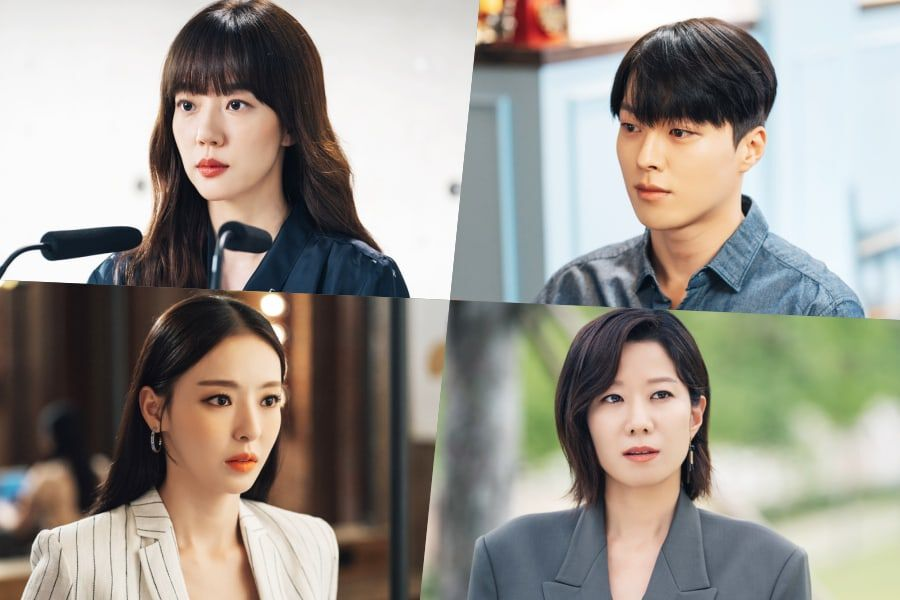 Im Soo Jung, Jang Ki Yong, Lee Da Hee, And Jeon Hye Jin Say Goodbye To âSearch: WWWâ