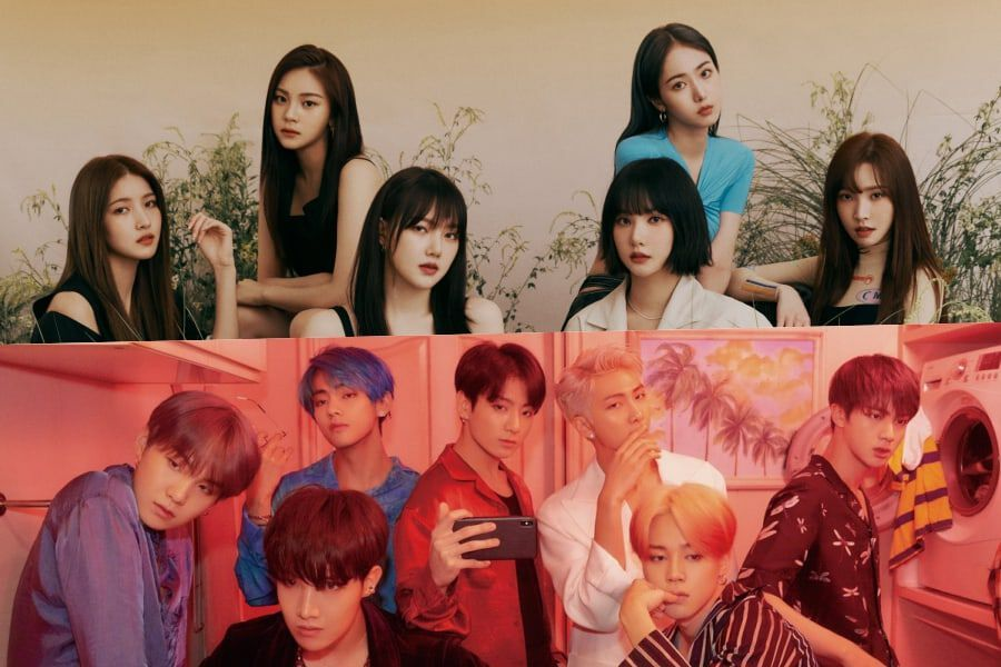July Boy Group Brand Reputation Rankings Announced   Soompi