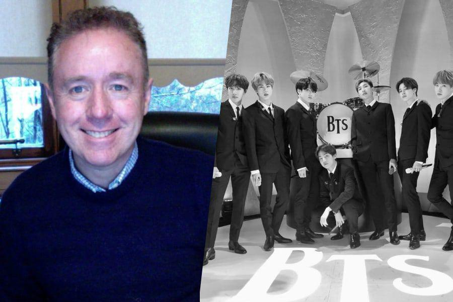 """Kingsman"" Creator Mark Millar Says He'd Like To Work With BTS For New Film"