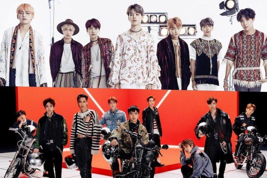 El K-Pop registra más de 5.3 billones de publicaciones en Twitter en el 2018