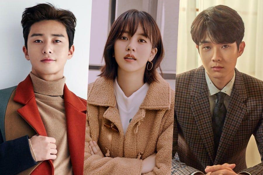 Park Seo Joon, Kim So Hyun, Choi Woo Shik, And More To Present Awards At Melon Music Awards 2019
