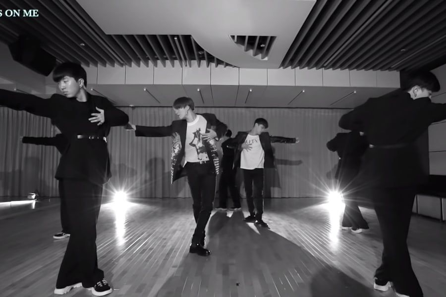 "Watch: Jus2 Shows Off Their Smooth Moves In New Dance Practice Video For ""Focus On Me"""