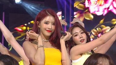 SBS Inkigayo Episode 1005