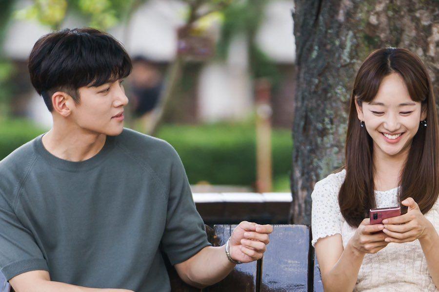 "Ji Chang Wook And Won Jin Ah Tease Blooming Romance In ""Melting Me Softly""  | Soompi"