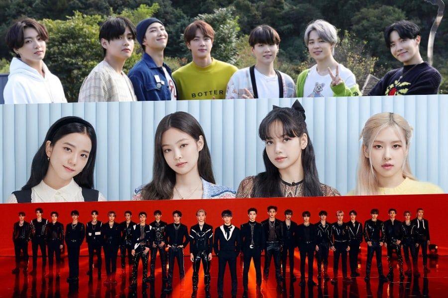 February Idol Group Brand Reputation Rankings Announced