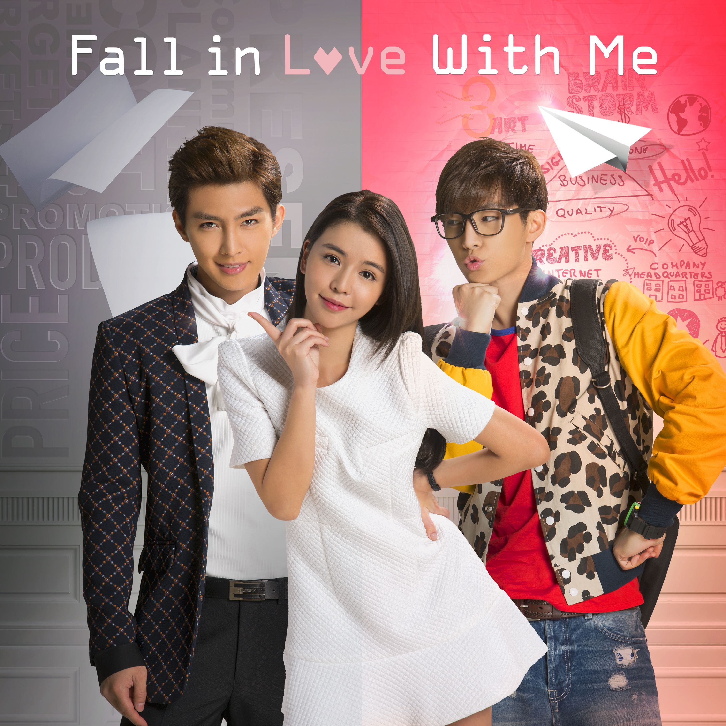 Fall in Love With Me Episode 1 - 愛上兩個我 - Watch Full