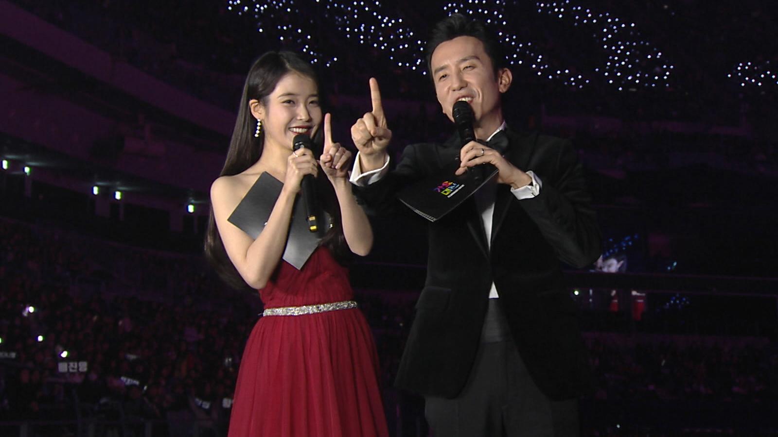 2017 SBS 가요대전 1회