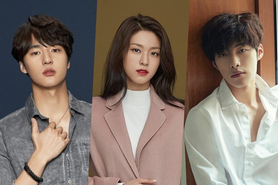 AOA's Seolhyun In Talks For New Drama With Yang Se Jong And Woo Do Hwan