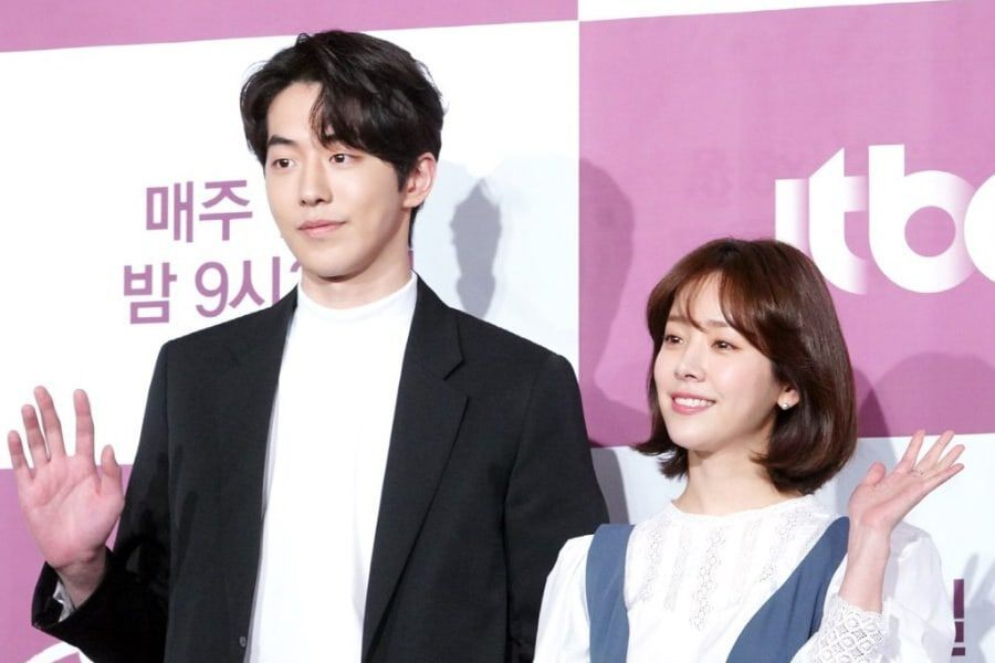Nam Joo Hyuk Talks About Working With Han Ji Min And Responds To Comments That He's Changed