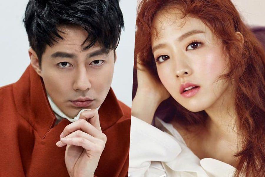 Jo In Sung Chooses Park Bo Young As His Dream Female Lead